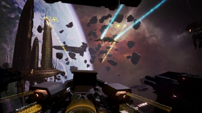 EVE: Valkyrie - Launch Trailer