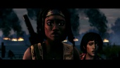 The Walking Dead: Michonne - Give No Shelter Launch Trailer