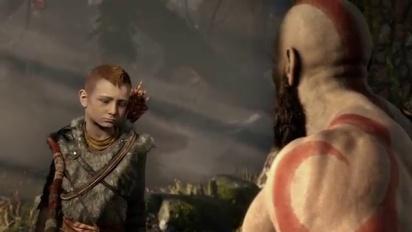 God of War - E3 2016 Gameplay Trailer