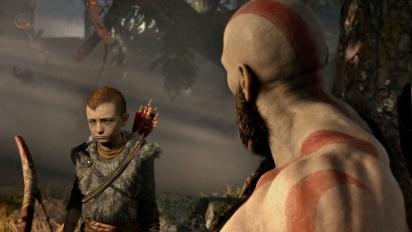 God of War - E3 Gameplay Trailer