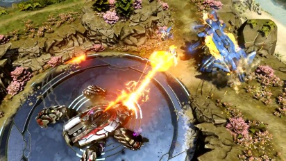 Halo Wars 2 - Blitz Multiplayer Beta Trailer