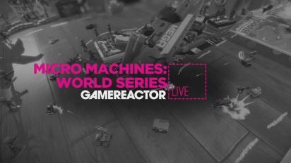 Micro Machines: World Series - Livestream Replay