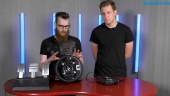 Quick Look - Thrustmaster T-GT Racing Wheel with Lasse Sørensen