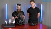 Quick Look - Thrustmaster T-GT Racing Wheel with Lasse Sørensen