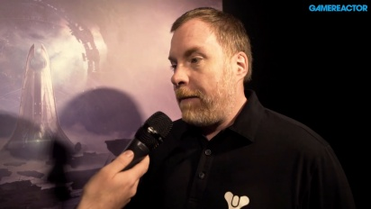 Destiny 2: Forsaken - David 'DeeJ' Dague Interview