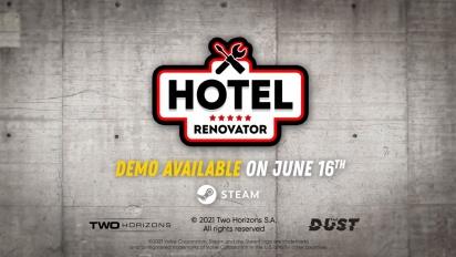 Hotel Renovator - Trailer
