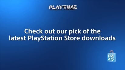 Playstation 3 - Playtime January 2013 Trailer
