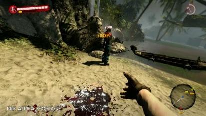 Dead Island: Riptide - First Gameplay Walkthrough Trailer