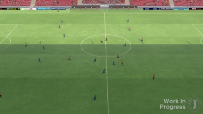 Football Manager 14 - Match Engine Trailer