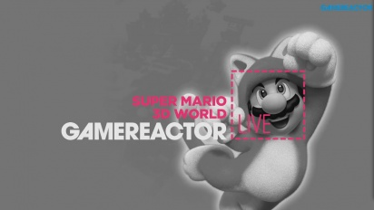 Super Mario 3D World - Livestream Replay