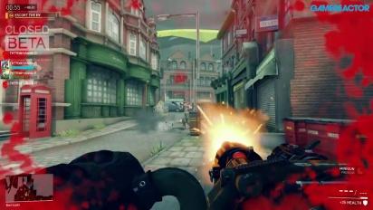 Dirty Bomb - Gameplay - Stopwatch on Bridge #1
