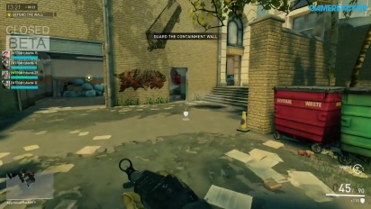 Dirty Bomb - Gameplay - Stopwatch on Terminal #1