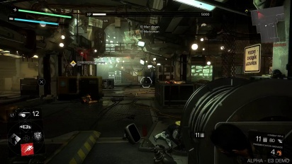 Deus Ex: Mankind Divided - E3 2015 Gameplay Demo