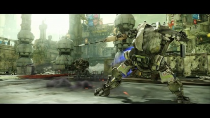 Hawken - E3 2016 Gameplay Trailer