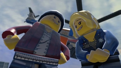 Lego City Undercover - Announce Trailer