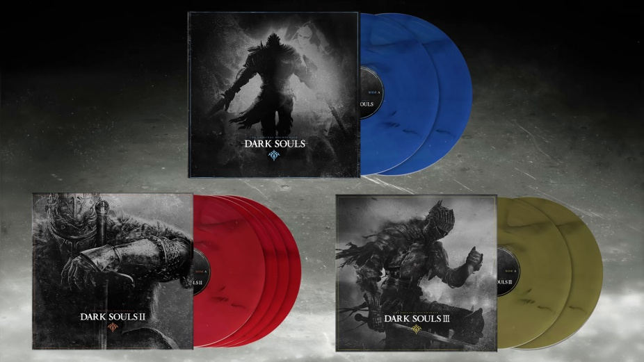 Soundtracks for all three Dark Souls games are on Spotify