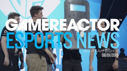 Gamereactor Esports News - January 8, 2019