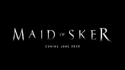 Maid of Sker - Trailer