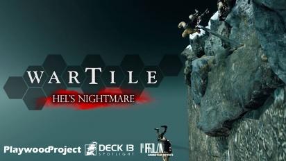 Wartile Hel´s Nightmare DLC Trailer
