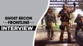Ghost Recon Frontline - Stefan Marinescu Interview