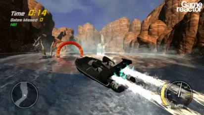 Hydro Thunder Hurricane - Lake Powell