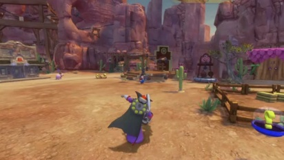 Toy Story 3: The Video Game - Developer Diary Focusing On The Character Zurg