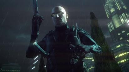 Hitman: Absolution - Deus Ex DLC Trailer