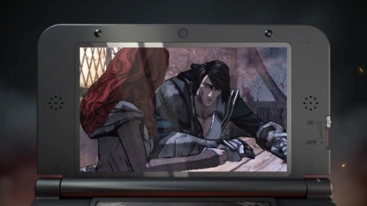 Castlevania: Lords of Shadow - Mirror of Fate - Trailer