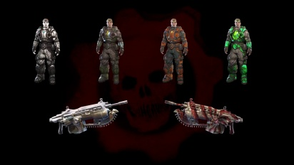 Gears of War: Judgment - Lost Relics Gameplay Trailer