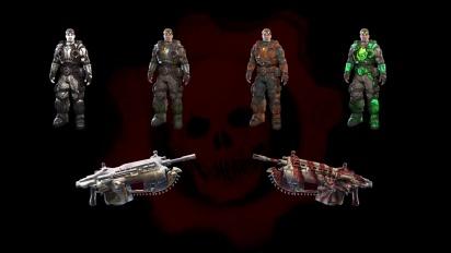 Gears of War: Judgment - Lost Relics Gameplay Trailer