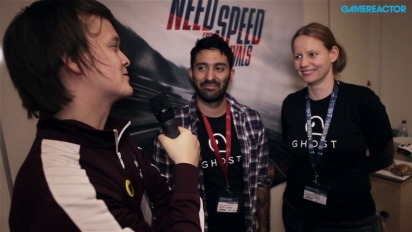 Need for Speed: Rivals - Launch Interview