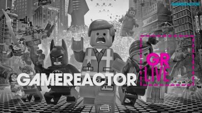 The Lego Movie Videogame - Livestream Replay