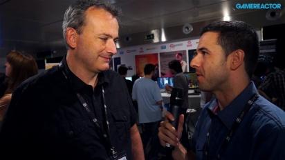 Digital Legends - Xavier Carrillo Gamelab 2014 Interview