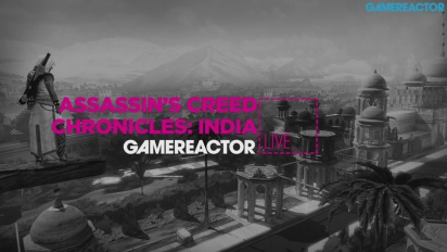 Two hours of Assassin's Creed Chronicles: India