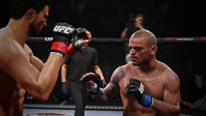 EA Sports UFC 2 - Gameplay Series: KO Physics, Submissions, Grappling, Defense