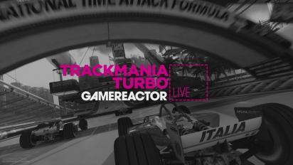 Trackmania Turbo - Livestream Replay