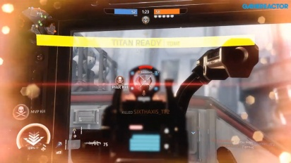 Titanfall 2 - Gameplay: Skirmish on Black Water Canal