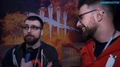 Dead by Daylight - Louis McLean and Almir Listo Interview
