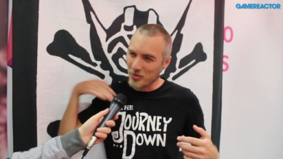 The Journey Down: Chapter Three - Theodor Waern Interview