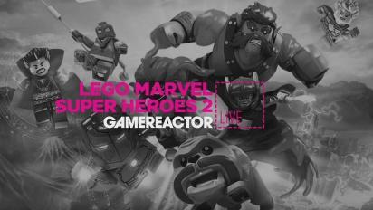 Lego Marvel Super Heroes 2 - Livestream-reprise
