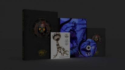 Oddworld: Abe's Origins - A Book and Game Project Trailer