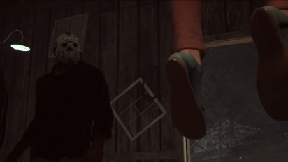 Friday the 13th: The Game - Single Player Challenge Release Date Trailer