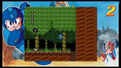 Mega Man Legacy Collection - Mega Man II Gameplay on Nintendo Switch