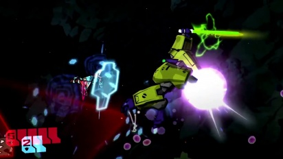 Galak-Z: The Void Deluxe Edition - Switch Trailer