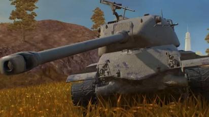 World of Tanks Blitz - Update 8.0 Trailer