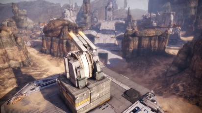 Hawken - Facility Map Overview Trailer