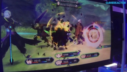 E3 13: Tales of Xillia - Gameplay