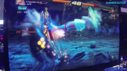 E3 13: Tekken Revolution - Gameplay