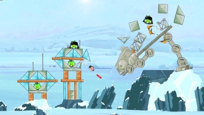 Angry Birds Star Wars - Console Trailer