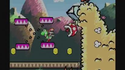Yoshi's Island: Super Mario Advance 3 - Wii U-Trailer
